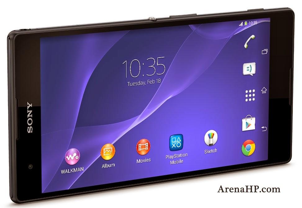 spesifikasi dan harga Sony Xperia T2 Ultra Terbaru