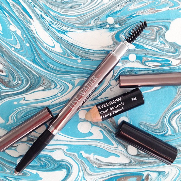 2 products, 30 seconds, no extra brushes: how to get gorgeous brows the quick and easy way