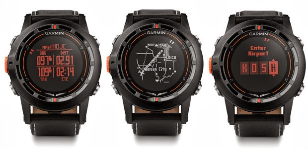Garmin announced new Garmin D2 Pilot Watch