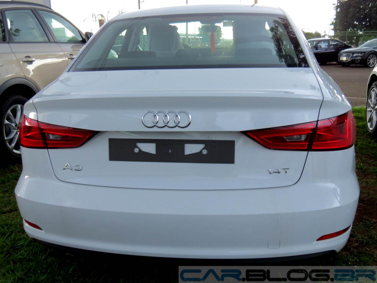 Audi A3 Sedan 1.4 Attraction