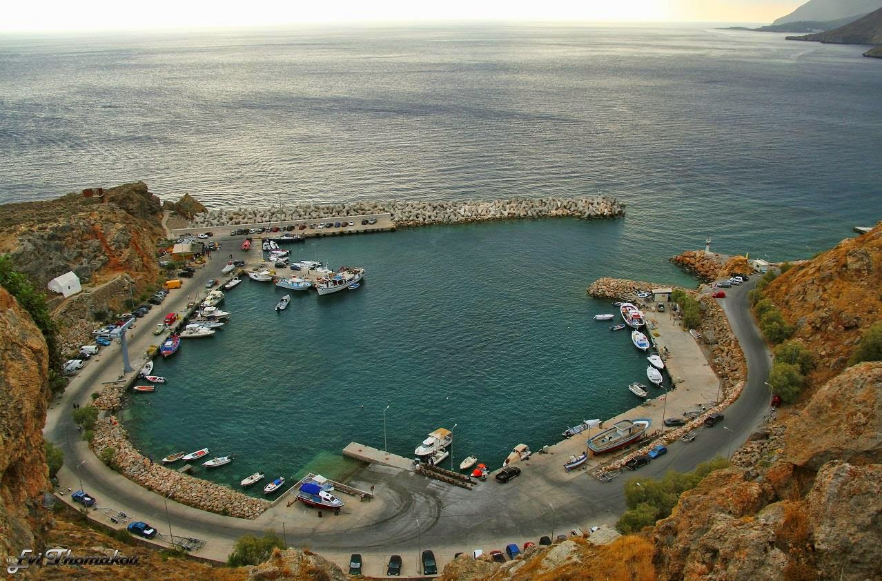 Sfakia: Second Pancretan Inflatable Βoat Race