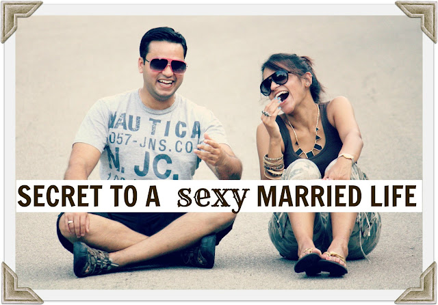 Secret To A Sexy Marriage, Fiera, Tanvii.com