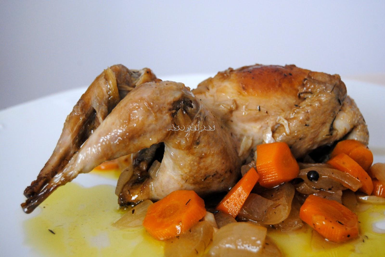 perdiz en escabeche receta asopaipas recetas de cocina