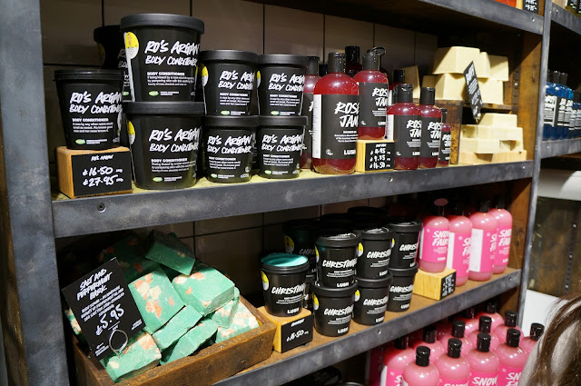 Lush Meadowhall store re-opening