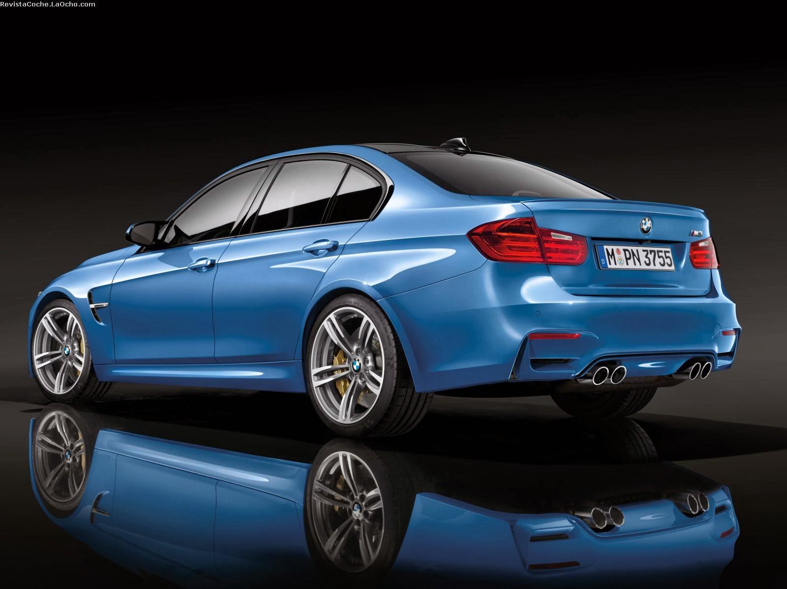 BMW M3 Sedan 14