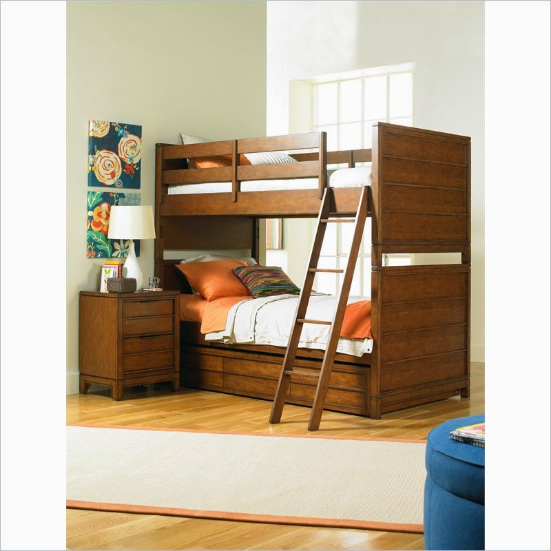 adult bunk bed wooden