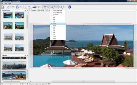 Crear fotos panoramicas