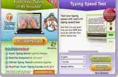 Typing Test: test de velocidad de tipeo online y gratuito