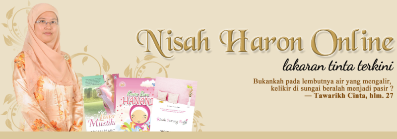 Nisah Haron Online