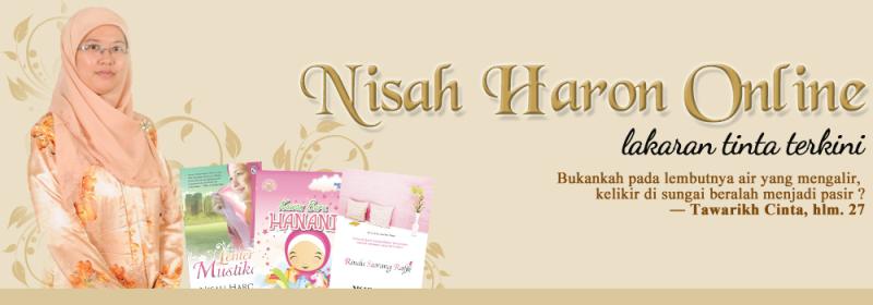Nisah Haron Online