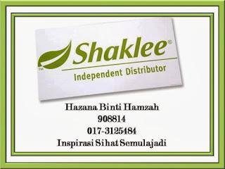cara jadi ahli Shaklee
