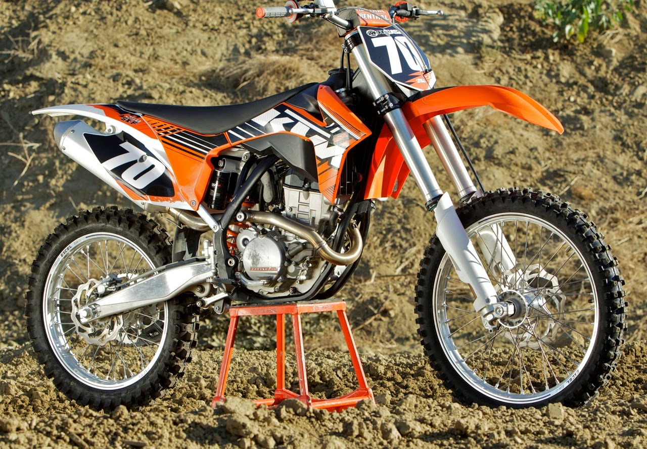 KTM 250F-SX Bikes Photos