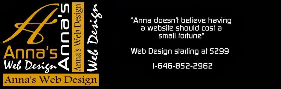 Anna's Web Design
