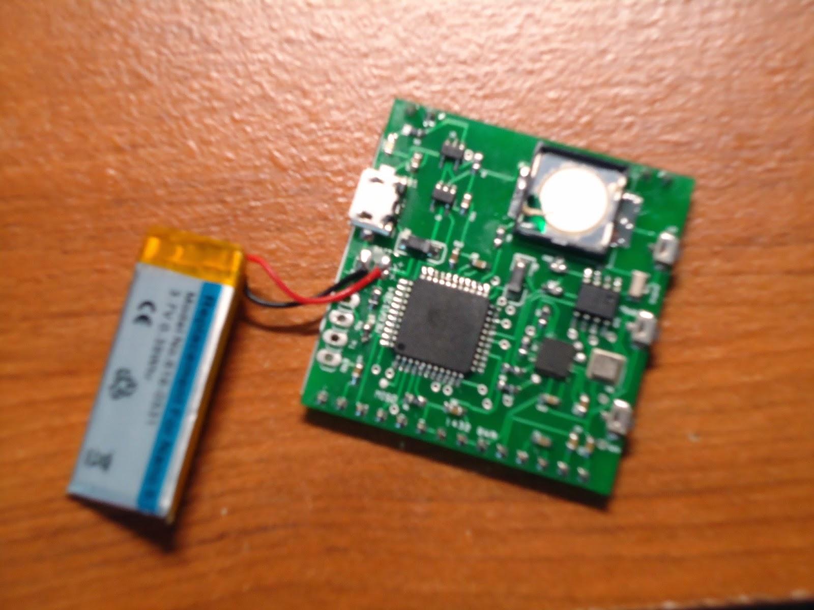 Arduino smart watch version