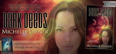 Release Celebration: Dark Deeds by Michelle Diener + Giveaway (INT)