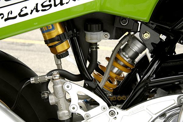 Kawasaki KSR Replica+3