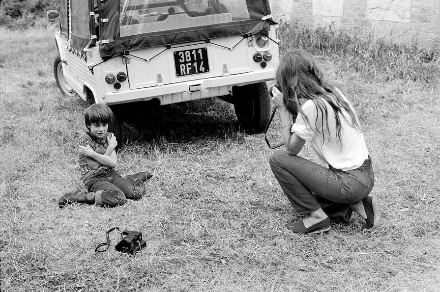 Jane Birkin and Serge Gainsbourg's Family Album