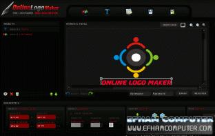 موقع Online Logo Maker لعمل شعار احترافي