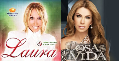 Laura, programa tipo talkshow de Televisa conducido por Laura Bozzo | Ximinia