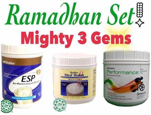 Set Ekslusif Ramadhan