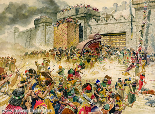 Love hot!!!! Assyrian domination of israel evidence Love