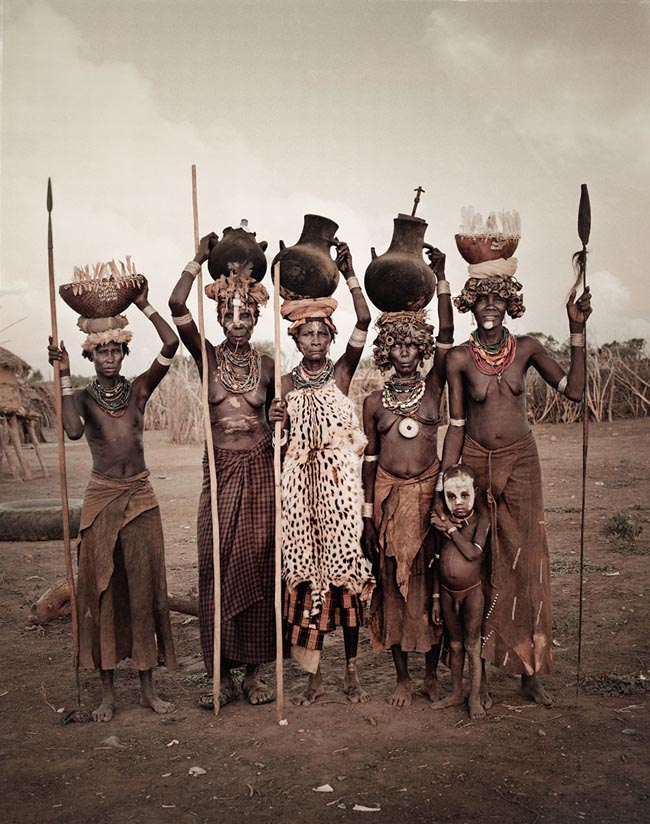 46 Must See Stunning Portraits Of The World's Remotest Tribes Before They Pass Away - Dassanech, Ethiopia
