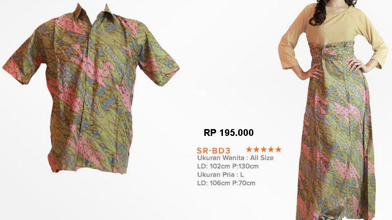 Baju Batik Model Baju Batik Terbaru Pusat Baju Batik