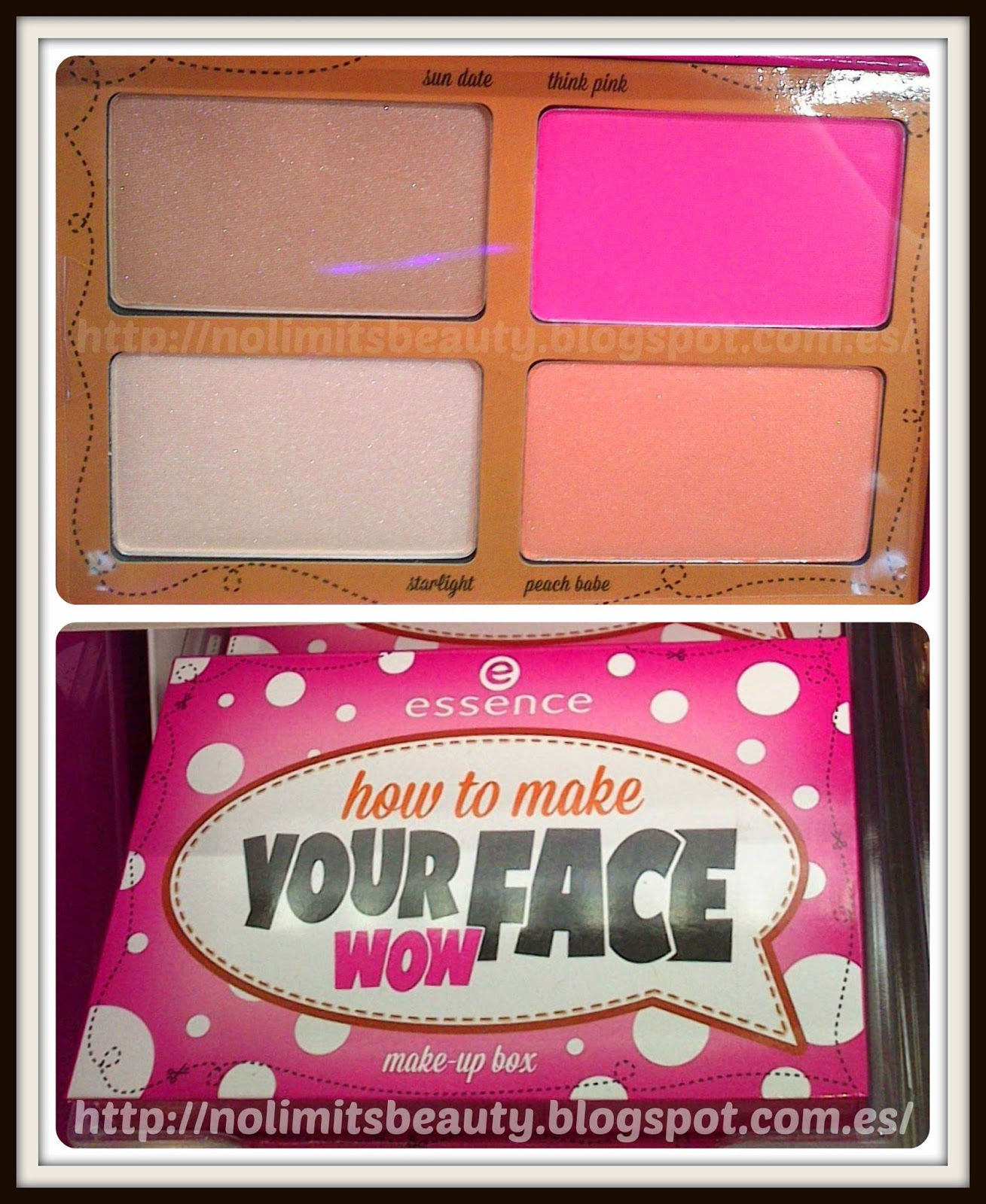 Novedades Essence - Make Up Boxes: How to make your Face Wow
