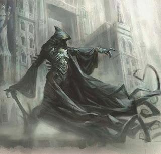 Um poderoso Wraith