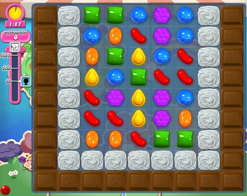 Nivel 59 Candy Crush Saga