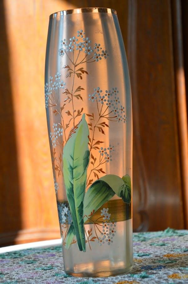 glass art nouveau