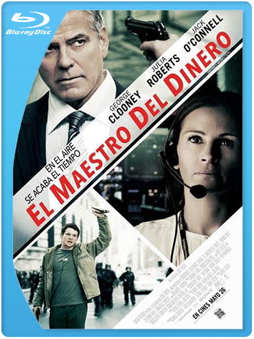 El Maestro del Dinero (2016) BrRip 720p Latino