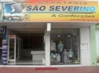 SAPATARIA SÃO SEVERINO