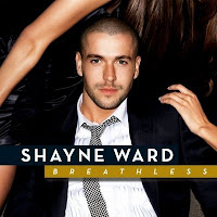 Shayne Ward Breathless Cover