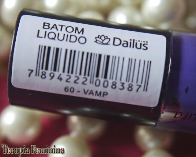 Batom Vamp Dailus
