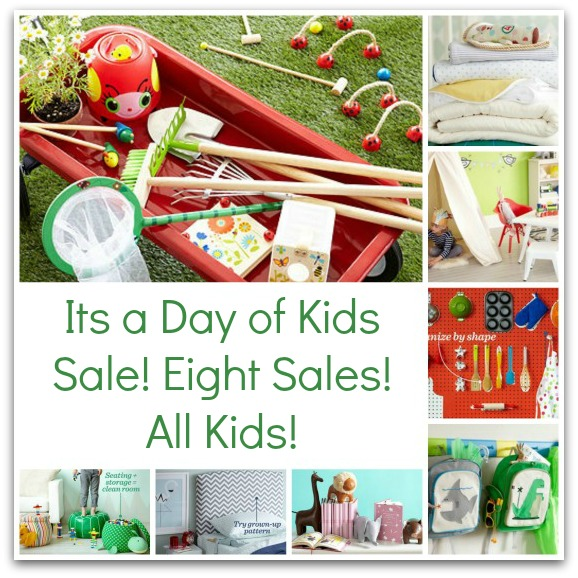 Day of Kids Sale