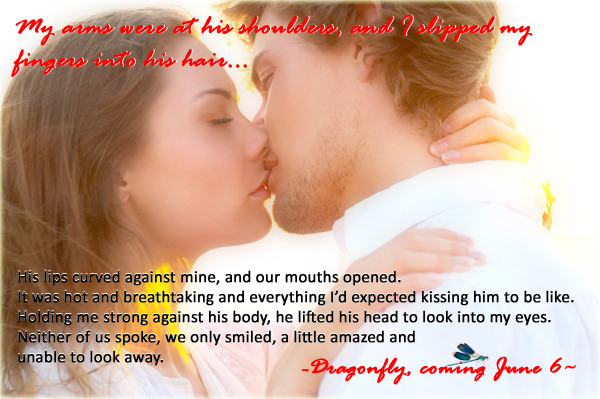 Teaser: Dragonfly by Leigh T Moore