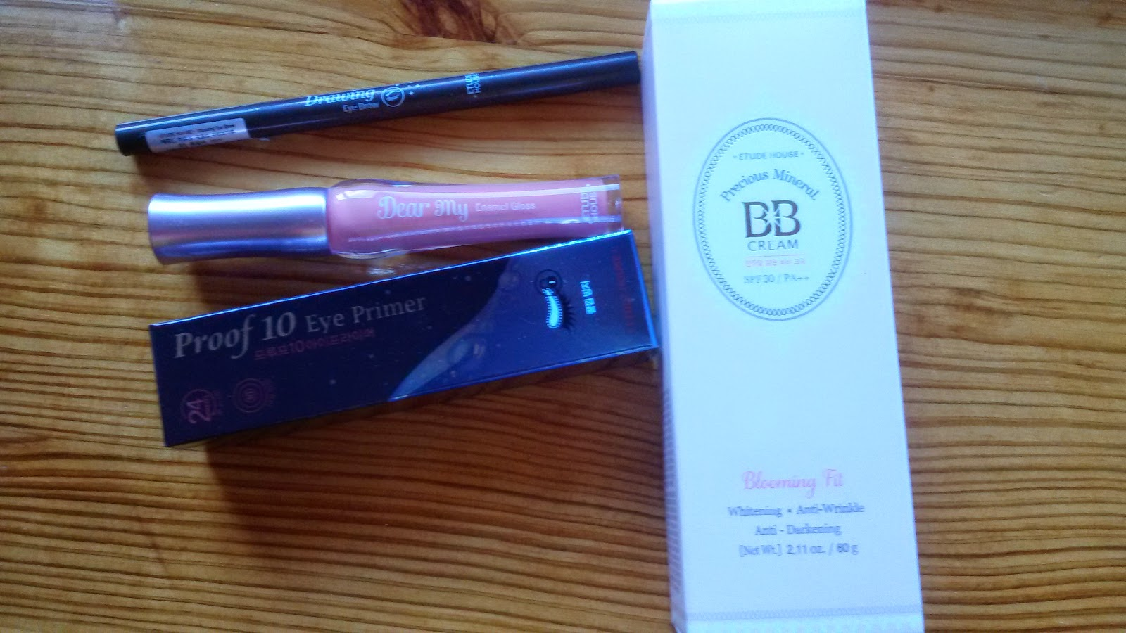 Precious Mineral BB cream Blooming fit