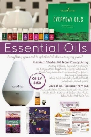 February Essential Oils Deal