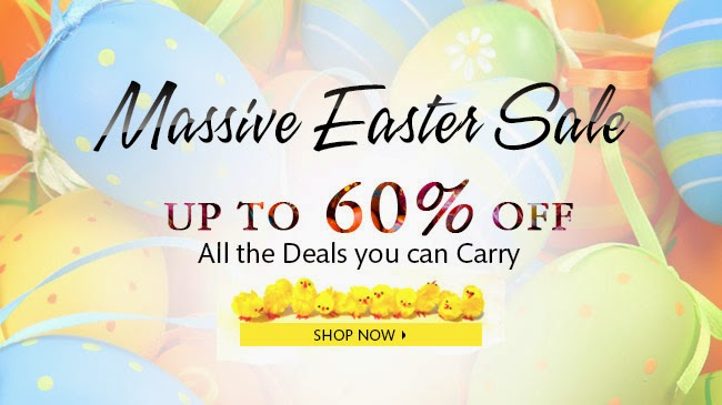 SAMMYdress: Massive Easter Sale, Up To 60% OFF!