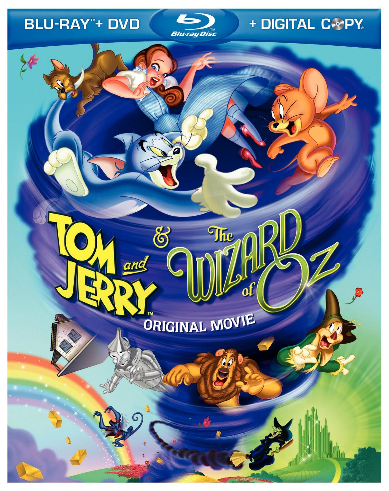 Tom and Jerry the Wizard of Oz (2011)