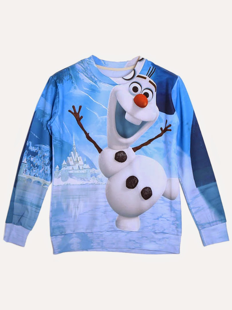 http://www.choies.com/product/olaf-in-snow-sweatshirt_p32236