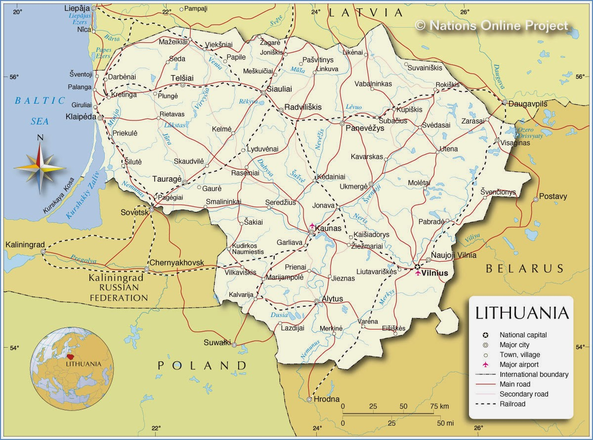 Lets Nailed The World Lithuania The Land Of Storks