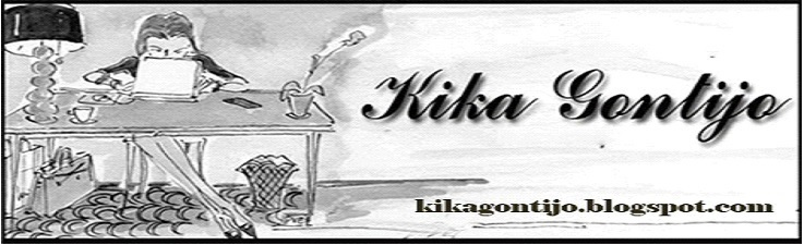 Kika Gontijo Blog no Youtube!