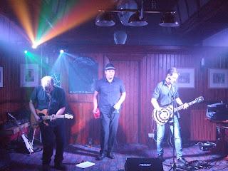 Pretty Vegas Rock Band Warrington