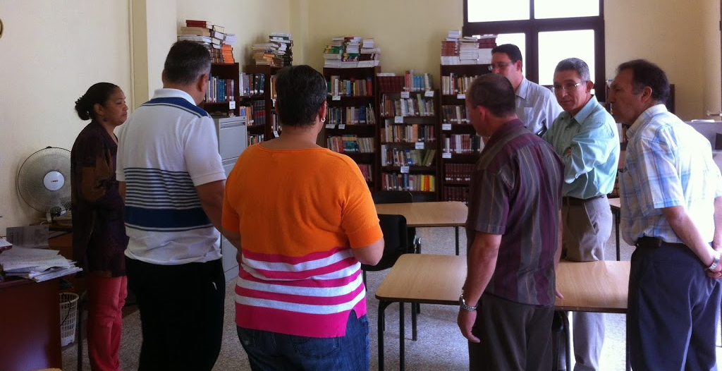 Grupo de Pacto de Discipulado: Instituto de Estudios Wesleyanos