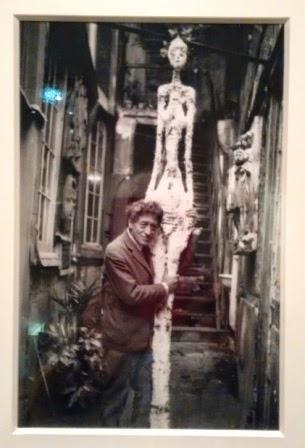 Giacometti, Fundación canal, Dibujos, Esculturas, Blogs de arte, Yvonne Brochard, Exposiciones, Temporales, Madrid, Voa Gallery, Victim of art, AgendaArty,