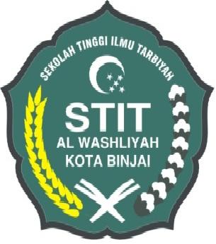 Stit Al Washliyah Kota Binjai Gambar Bendera Dan Logo Stit Al Washliyah Kota Binjai