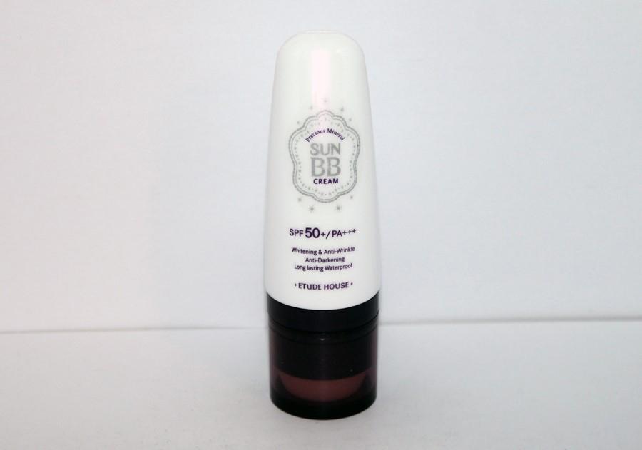 Beauty Story: ETUDE HOUSE Precious Mineral Sun BB Cream Review
