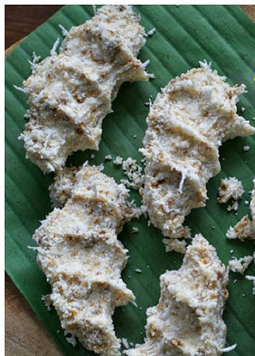 itak gurgur dan pohul pohul makanan khas batak